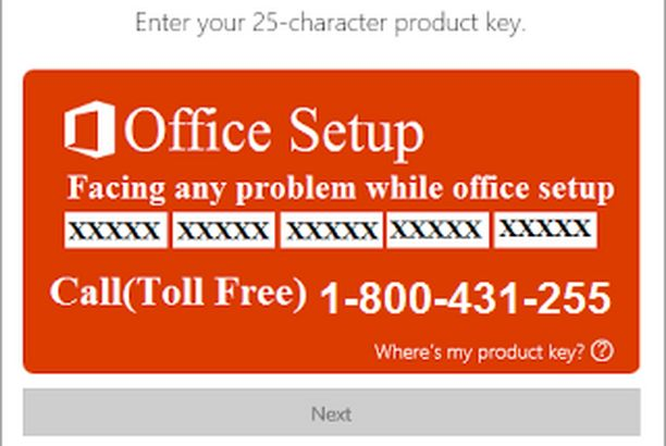 Microsoft Office 365 Users Interface