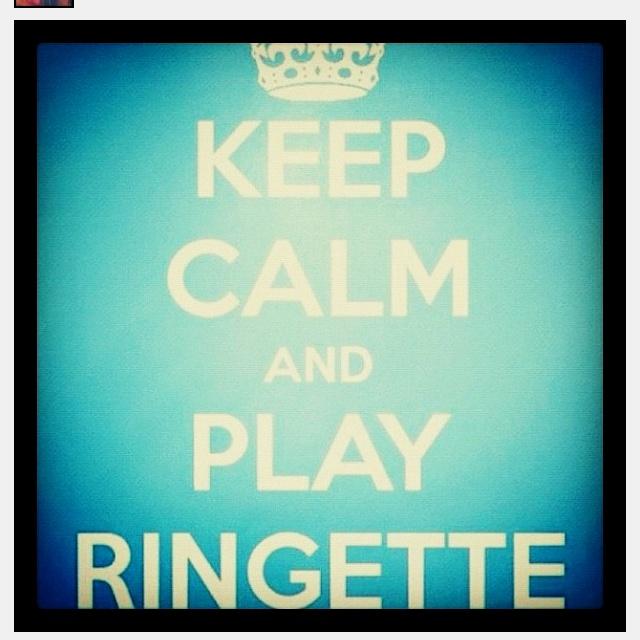 Ringette <3 it:)