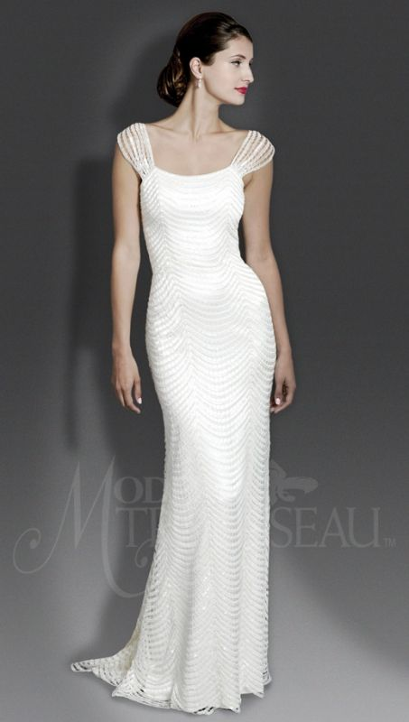 Modern Trousseau Wedding Dresses - Fall 2014 Bridal Collection