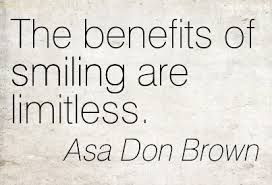 asa don brown the benefits of smiling - Google Search