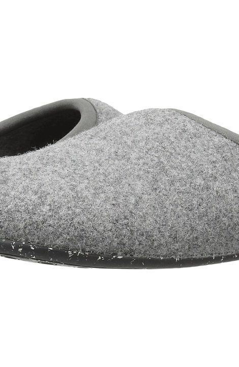 Camper Wabi 20889 (Grey 2) Women's Slippers - Camper, Wabi 20889, 20889-061, Footwear Closed Slipper, Slipper, Closed Footwear, Footwear, Shoes, Gift - Outfit Ideas And Street Style 2017