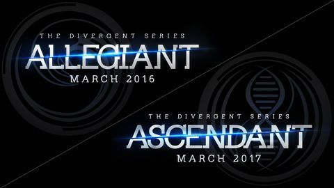 The Divergent Series just got bigger. The world in the final two films expand in #Allegiant and #Ascendant – Learn more and see the NEW logos exclusively on MTV! *Mind Blown*