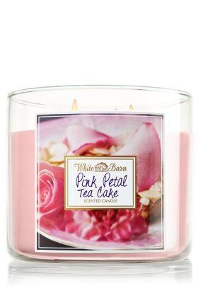 Bbw Pink Petal Tea Cake