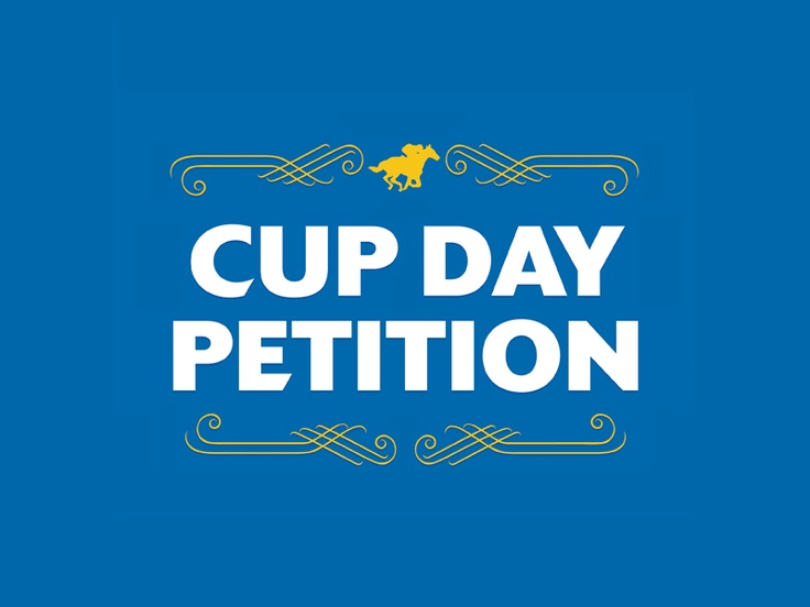 Cup day petition - Sign to make Melbourne Cup a public holiday Australia wide - Sportsbet.com.au