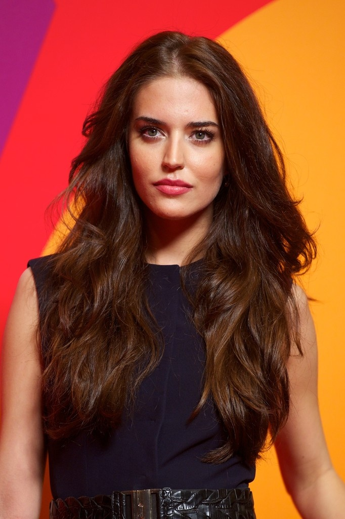 Clara Alonso's hair is amazing