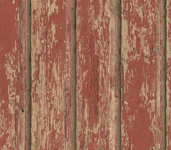 Interior Place - Cherry Weathered Clapboards Wallpaper, $20.39 (http://www.interiorplace.com/cherry-weathered-clapboards-wallpaper/)
