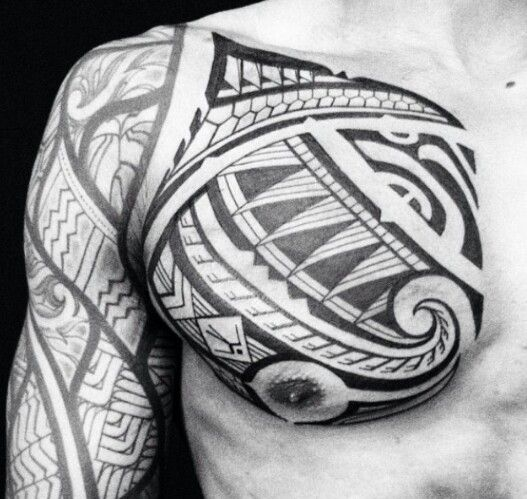 7 Best Maori Tattoos Images On Pinterest