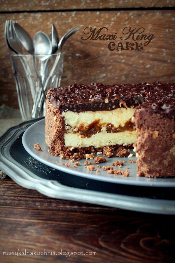 rustykalna kuchnia - cooking at home: Maxi King Cake (in polish)