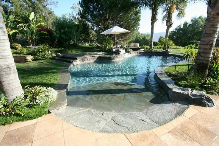 317 Best Images About Backyard Designs Swimming Pools On