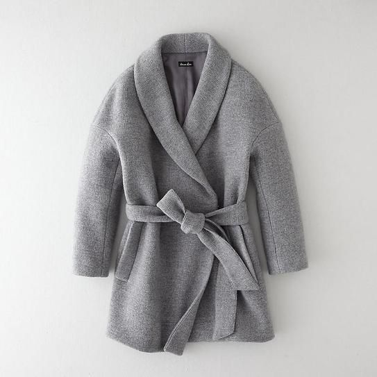 17 Stylish Blanket Coats to Wear This Fall