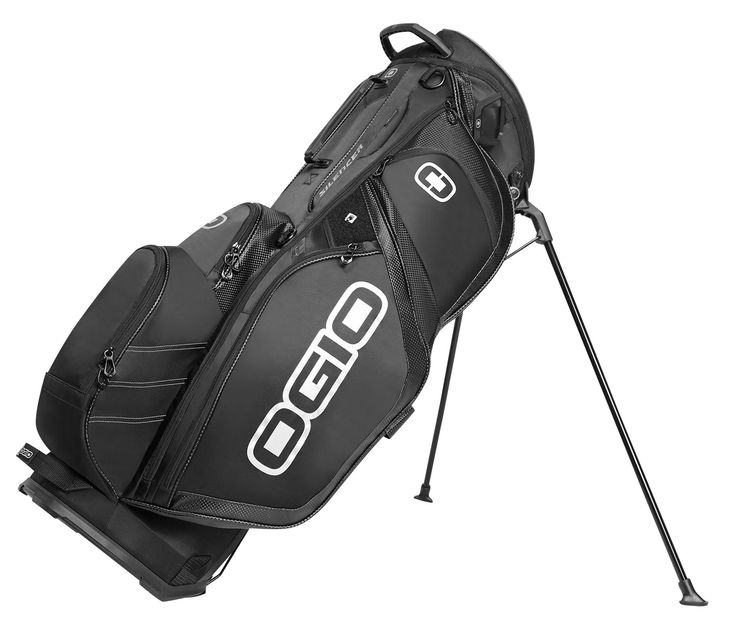 Silencer Stand Golf Bag from the OGIO Golf Bag Collection