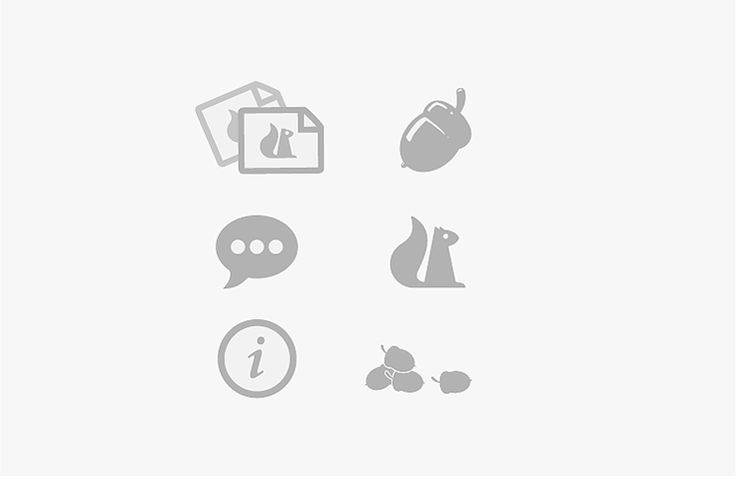 inspiration - squirrel icons :)740 480 Pixel, 740480 Pixel, Design Icons, Ffffound, Squirrels Icons, Graphics Design, Icons Art, 6Png 740480, 6 Png 740 480