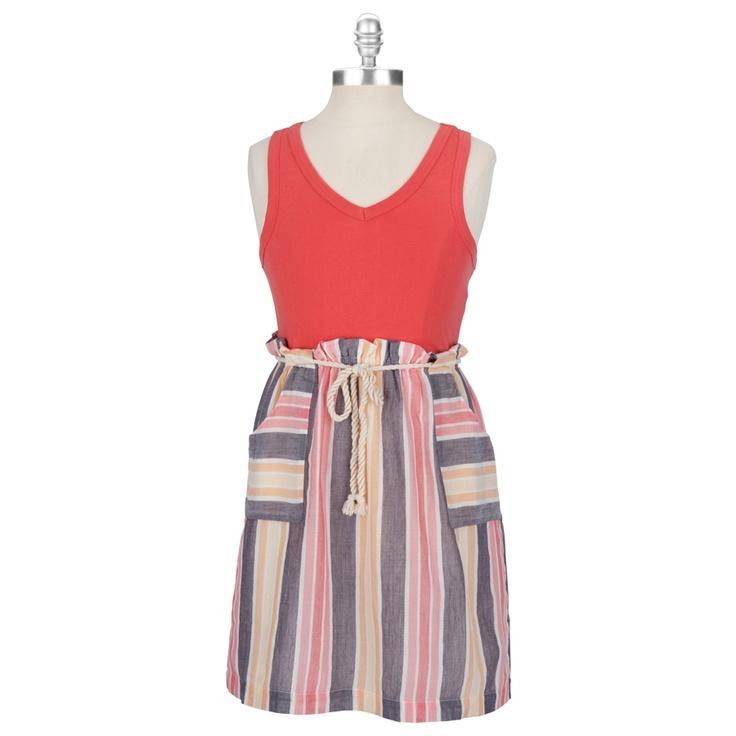 Roxy Girls 7-16 Summer Sand Dress #VonMaur