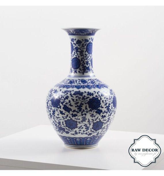 kolekcja Dynasty - Waza ceramiczna, Wang