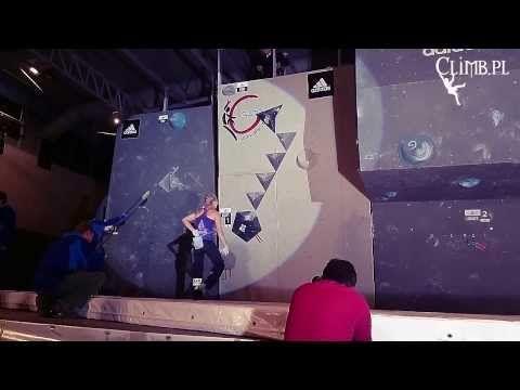 Finały Mistrzostw Polski w boulderingu 2013 bouldery 1-2 - YouTube