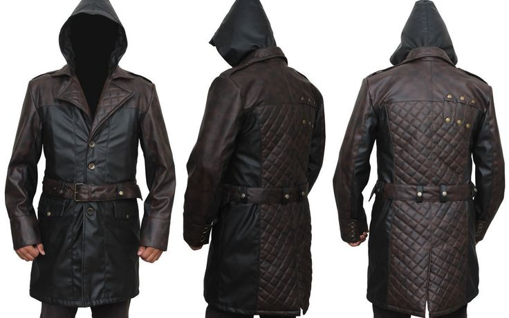 Buy your favorite game Assassins Creed Syndicate outfit at best offer price. This stylish outfit carry by Jacob Frye and his voice is given by Paul Amos the famous Welsh actor and Web series producer. Buy now from our online store