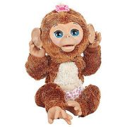 FurReal Friends Cuddles My Giggly Monkey Pet $37.50 - http://www.pinchingyourpennies.com/furreal-friends-cuddles-giggly-monkey-pet-37-50/ #FurReal, #Monkey, #Pinchingyourpennies
