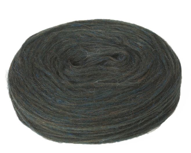 Plötulopi 1422 - sea green heather - available at alafoss.is #yarn #knitting #wool #icelandic
