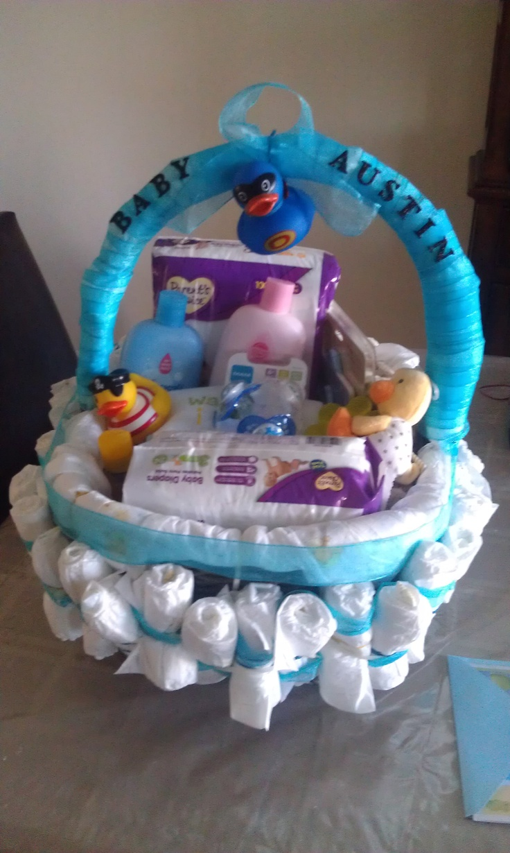 Baby Gift Ideas Using Diapers : Best images about baby shower ideas on