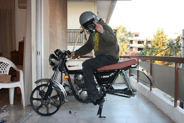 #kawasaki #Z200 #restoration #motorcycle  #have_a_nice_day  https://www.facebook.com/costas.tsabunaris.3?fref=ts