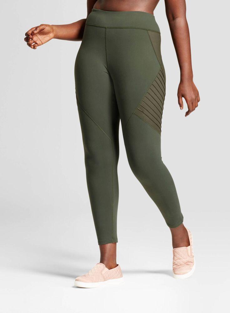 fea73436b9a66 JoyLab Premium 7/8 Moto Leggings | JoyLab Premium 7/8 Moto Leggings Keep  your curves looking great in leggings made from body-sculpting nylon.