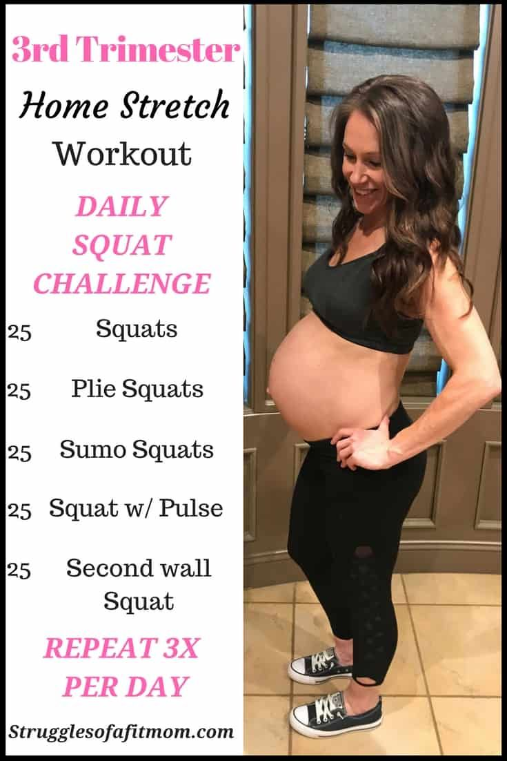 Weeks 39 to 41: Pregnancy Update: The difficulties of a fit mother   – PREGNANCY