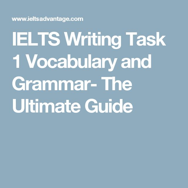 ielts writing task 1 vocabulary Ielts task 1 vocabulary: writing correction ielts vocabulary writing speaking maximize your score vocabulary to describe graphs.