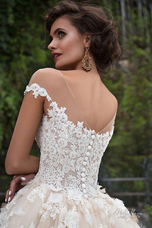 Milla Nova Bridal 2016 - Barbara