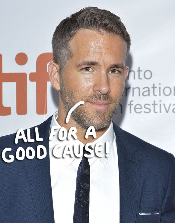 Ryan Reynolds Proves He's A Real Life Superhero As He Asks Deadpool Fans To Support Young Fan With Cancer!