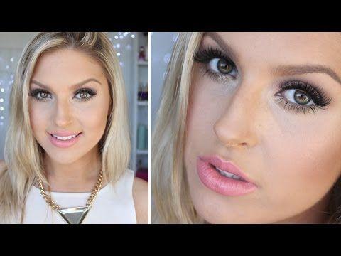 ELF Cosmetics One Brand Tutorial ♡ Bronzed Goddess Makeup