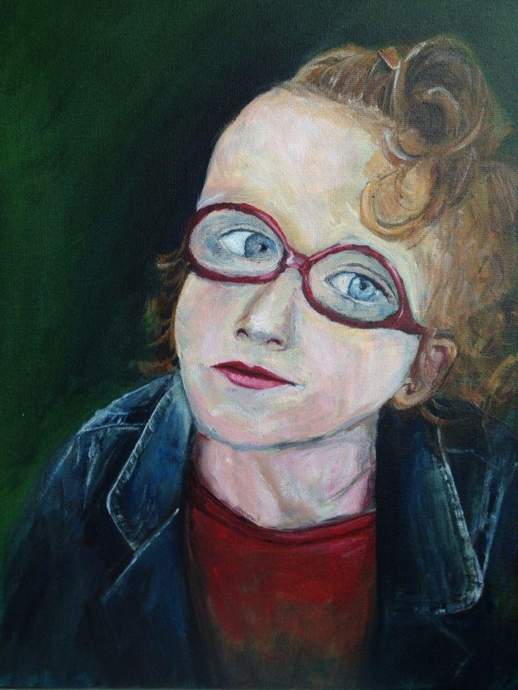 Lola - 04/15 - Acrylic on canvas