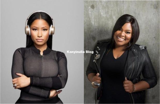 Gospel Artiste Tasha Cobbs Features Nicki Minaj in new songfaces backlash