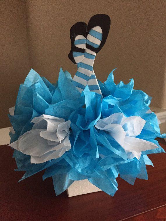 Alice in Wonderland Table Centerpiece by JordansPrtyWonderlan