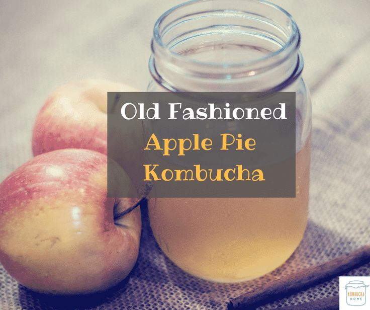 Thinking os an old Apple Pie Kombucha, here is an easy recipe for you. For this recipe, you want to pick a sweet apple, such as the Gala apple.