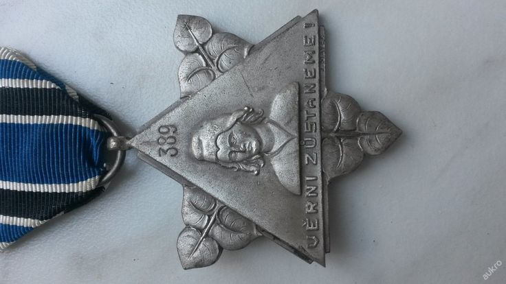 KŘÍŽ 1.úderného praporu RUSKÝCH LEGIÍ (6251241097) - Aukro - největší obchodní portál