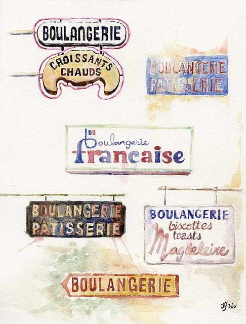 Boulangeries (by See Janice Flickr)