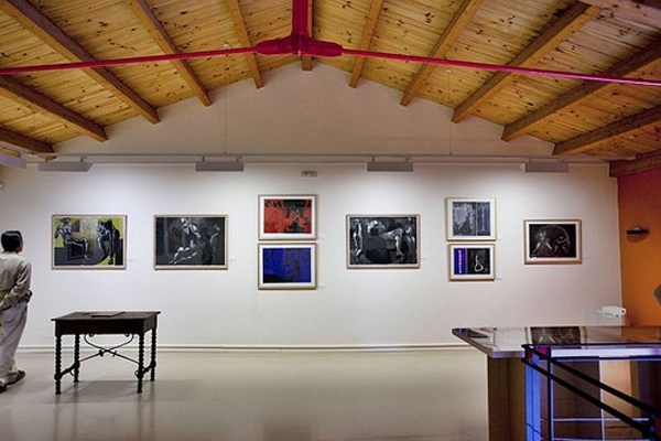Sala de Exposiciones Ignacio Zuloaga