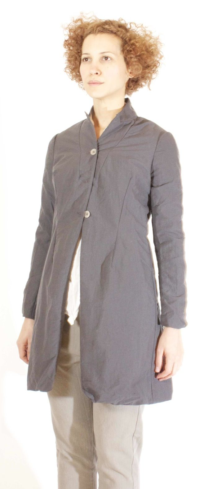 15.1.10 water resistant coat / Hazel Brown