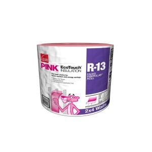 Owens Corning R-13 Kraft Faced Insulation Roll 15 in. x 32 ft. RF10 at The Home Depot - Mobile