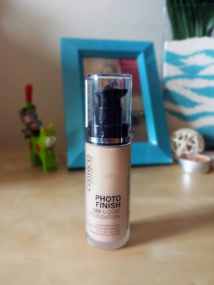 review - catrice photo finish 18h liquid foundation