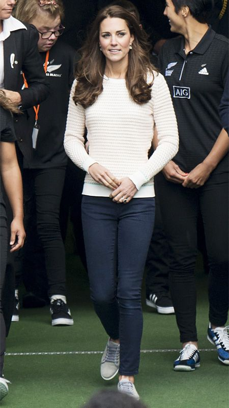 Kate Middleton's Most Memorable Outfits Ever! - April 13, 2014 from #InStyle