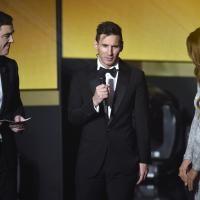 Ballon d'Or : Messi réalise la passe de cinq