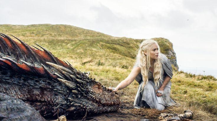 Daenerys Targaryen - Drogon - Game of Thrones - IMDb