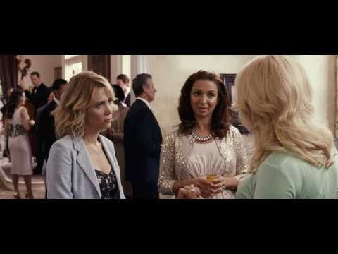 """Bridesmaids"" Competition between the maid of honor and a bridesmaid, over who is the bride's best friend, threatens to upend the life of an out-of-work pastry chef.  http://www.imdb.com/title/tt1478338/ http://en.wikipedia.org/wiki/Bridesmaids_(2011_film)"