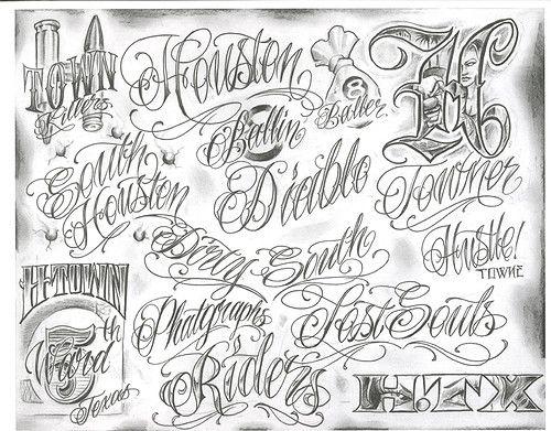 Chicano tattoo Designs | Tattoovoorbeeld | Design