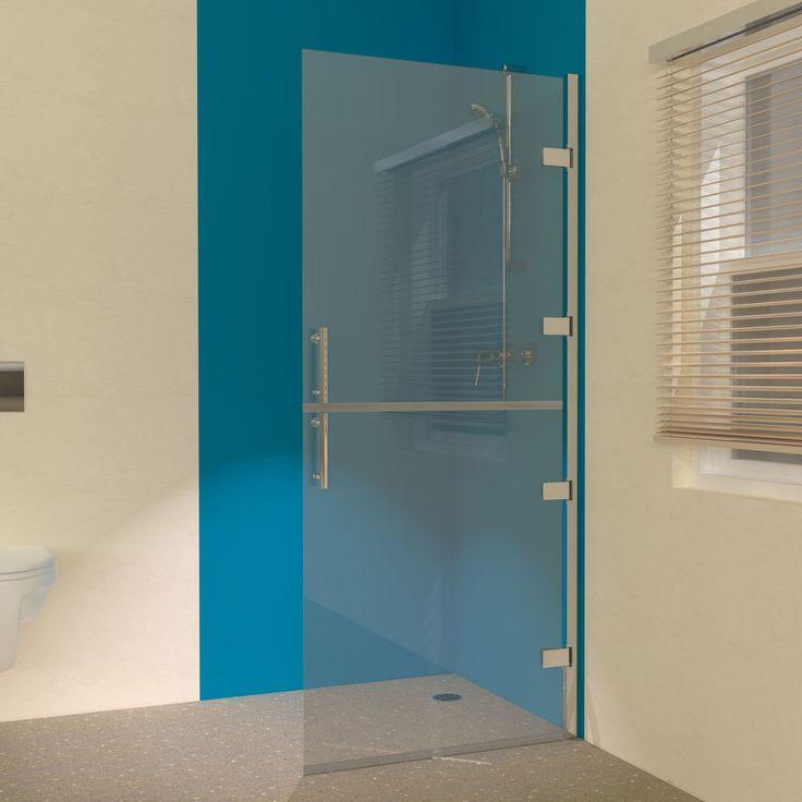22 best hinged wet room screens images on pinterest wet for Wet room shower screen 400mm
