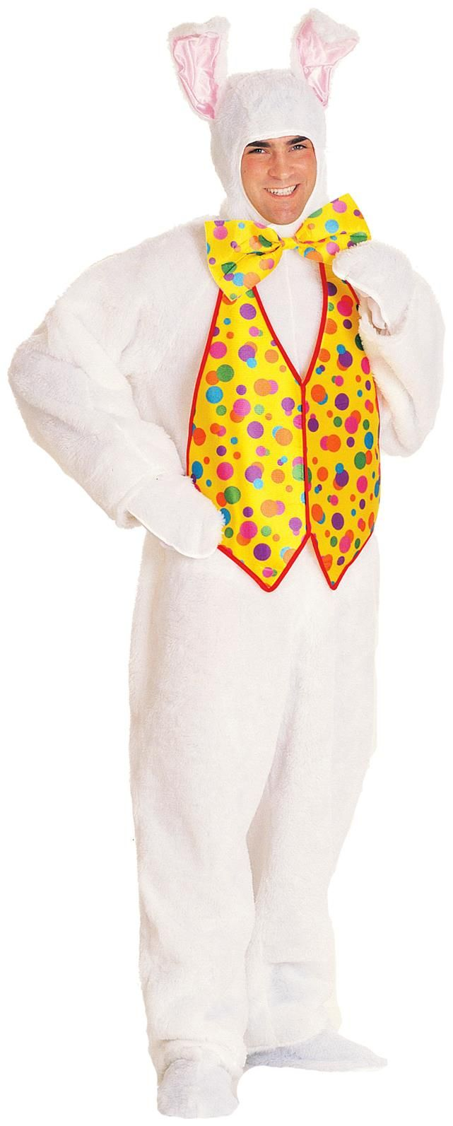 Majestic Standard Easter Bunny Suit Costume. An awesome collection of Bunny Costumes for Halloween at Partybell.    #easter #easterbunny #bunny