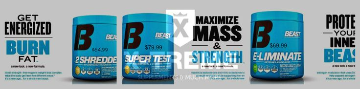 BEAST SPORTS NUTRITION - ENTIRE RANGE ON SPECIAL TODAY - HAPPY SAVING, HAPPY HOUR, 2pm to 6pm