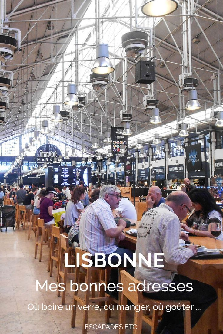 Toutes mes bonnes adresses à #lisbonne ! Où manger, où boire un verre, où goûter, où acheter des souvenirs ... #portugal #bonnesadresses