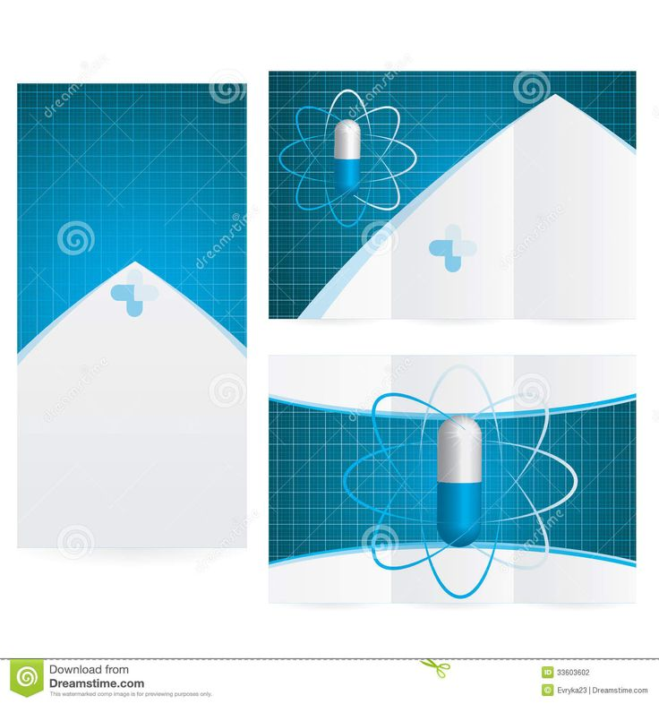 Best Medical Brochure Design Images On   Medical